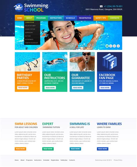 templates blogger school download school library website templates youngdevelopers