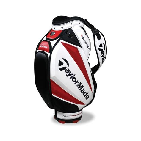 taylormade tmx r9 tp tour staff bag