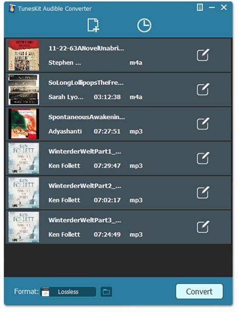 audio books m4b to mp3 converter tuneskit audible converter for windows convert audible