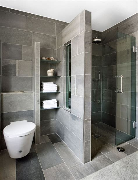 Schiefer Badezimmer by Nat 252 Rlich Robust Und Zeitlos Schick Echte