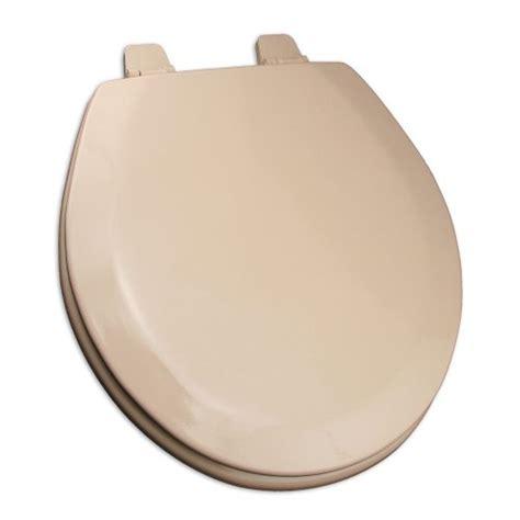 beige toilet seat cover comfort seats c1b4r230 deluxe molded wood toilet seat