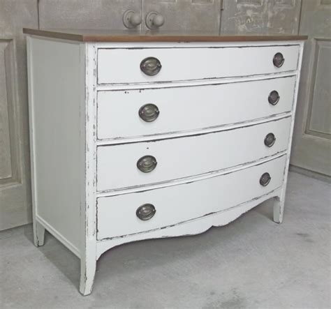 federal style bedroom furniture shabby white vintage federal style dresser chest chic