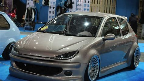 peugeot 206 tuning peugeot 206 tuning wow youtube