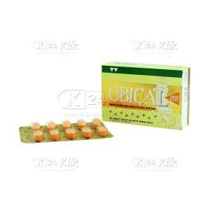 Vitamin Obical Untuk Ibu jual beli obical tab k24klik