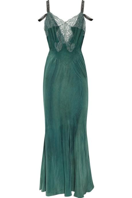 Tie Waist Panel Lace Evening Gown 452 best images about fashion evening dresses on