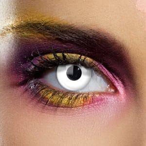 costume contact lenses can ruin your vision