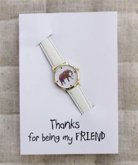 Thanks For Being My Friend Template Cards by Elephant White Thanks For Being My Friend Card On Luulla