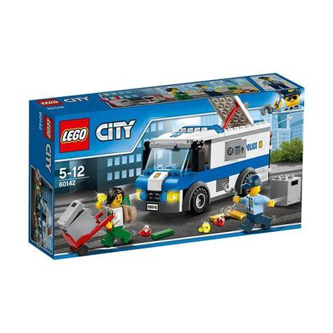 Mainan Lego Blok Lego Besar Isi 136 Pcs jual lego city 60142 money transporter mainan blok dan puzzle harga kualitas terjamin