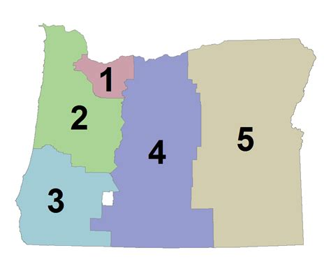 map of oregon regions traffic roadway section all roads transportation safety