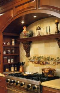 Italian Themed Kitchen Ideas Italian Kitchen Decor