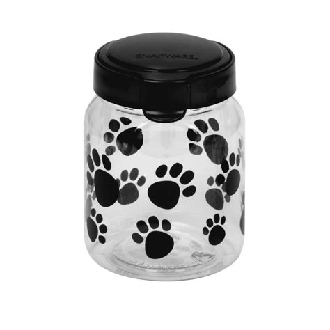 treat canister gift guide for this pug