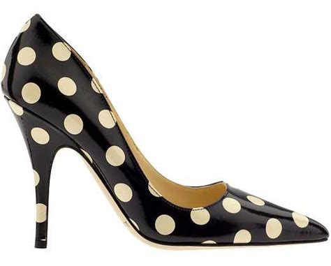 polka dot shoes shoe kryptonite kate spade licorice polka dot pointed