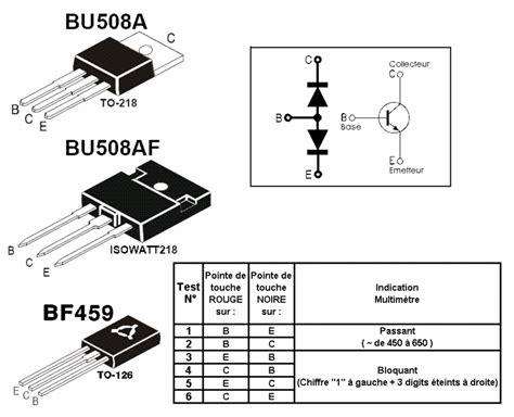 remplacer transistor germanium par silicium www flipjuke fr voir le sujet ecran monitronic alimentation