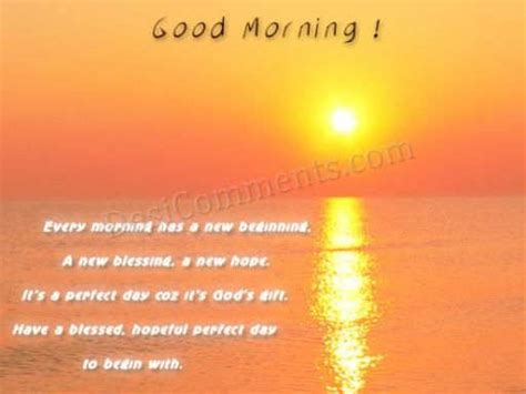 Morning Quotes Morning Quotes Quotesgram