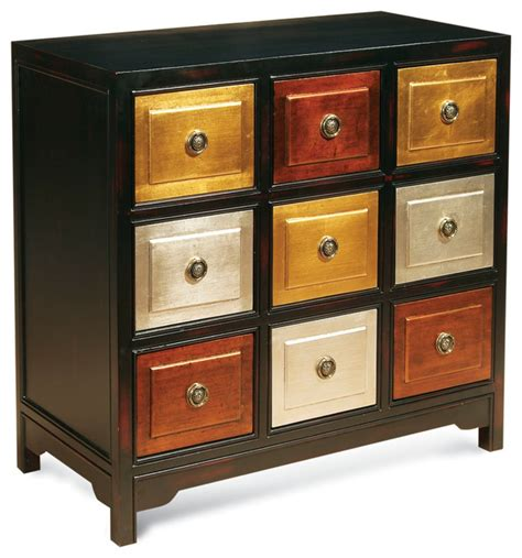 tic tac toe accent chest contemporary accent chests
