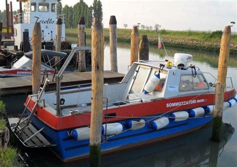 ispettorato di porto di venezia motoscafo vedetta nautilus