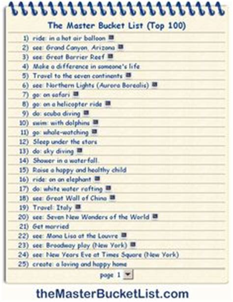 Dear 40 Things You Need To Before You Go pinmybucketlist on lists before i die and home