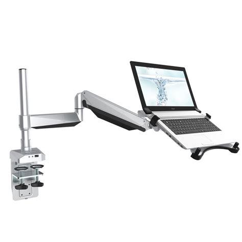 laptop swing arm loctek store loctek desk laptop mount monitor mount d7p