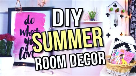 Summer Room Decor Diy Summer Room Decor Inspired 2017 Katherine Elizabeth
