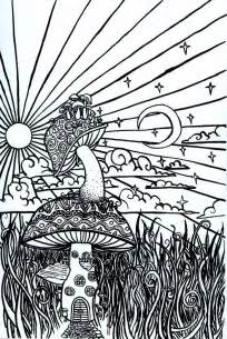 psychedelic coloring pages psychedelic sun coloring pages pesquisa do
