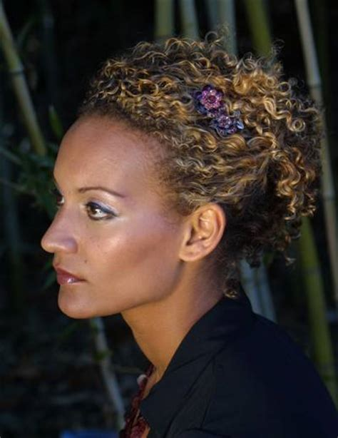 afro hairstyles celebrity short curly black haircut pictures fashion celebrity