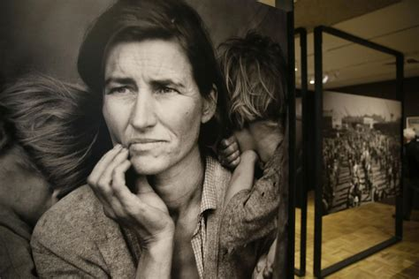 dorothea lange 55s photos dorothea lange s images of the oppressed find new audience in modern age national news