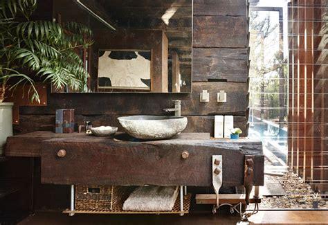 mobili da bagno rustici cool affordable arredo bagno stile rustico with mobili da