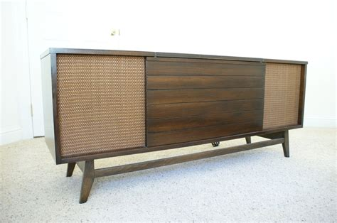 1960s record player cabinet 1960 s vintage radio record player console sold 550 00