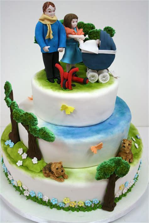 custom baby shower cakes baby shower cakes nj park custom cakes