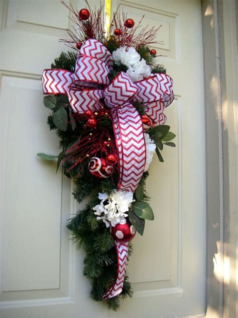 797 best christmas swags garlands images on pinterest