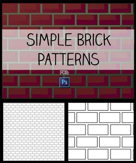 brick pattern brush photoshop brick patterns 165 seamless backgrounds for your desigsn