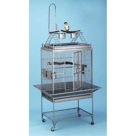 stainless steel bird cages photo bird cages