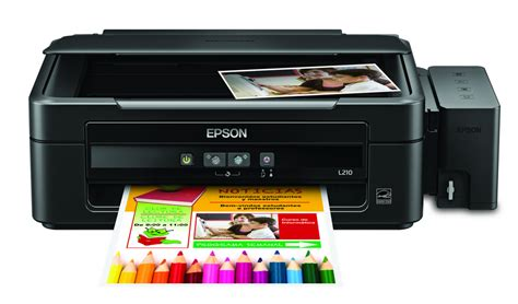 Printer Epson L210 Multifungsi epson l210 driver free printer drivers