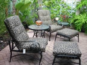 Martha Stewart Patio Furniture Replacement Cushions Martha Stewart Everyday And Amelia Island Replacement Cushions