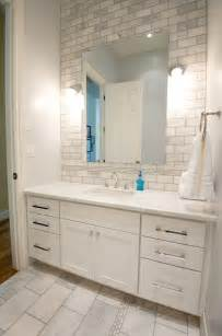 Subway Tile Bathroom by Calcutta Gold Marble Subway Tile Contemporary Bathroom