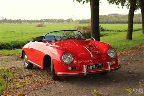 porsche speedster replica for sale classic 1958 porsche 356 speedster replica cabriolet