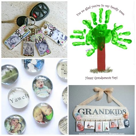 christmas crafts for grandparents creative grandparent s day gifts to make crafty morning