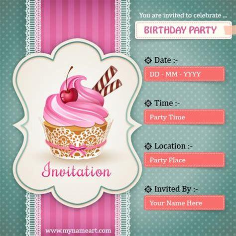 Customized Invitation Cards by 22 Custom Birthday Invitations Birthday
