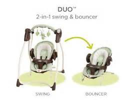 duo 2 in 1 swing bouncer graco sprout n grow duodiner 3 in 1 highchair