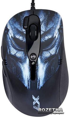 Mouse Macro X7 Anti Vibrate rozetka ua a4tech xl 760h mask x7 mouse anti vibrate blue a4tech xl
