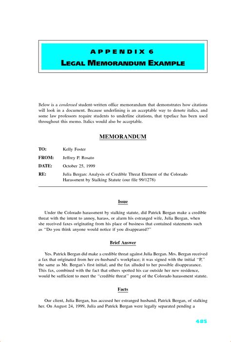 policy memo template forms fillable printable samples for pdf