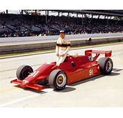 The Liveries Of 1981 Indianapolis 500 Mile Race
