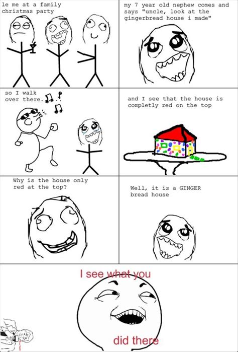 Funny Rage Comics Memes - funny rage comic ginger bread house