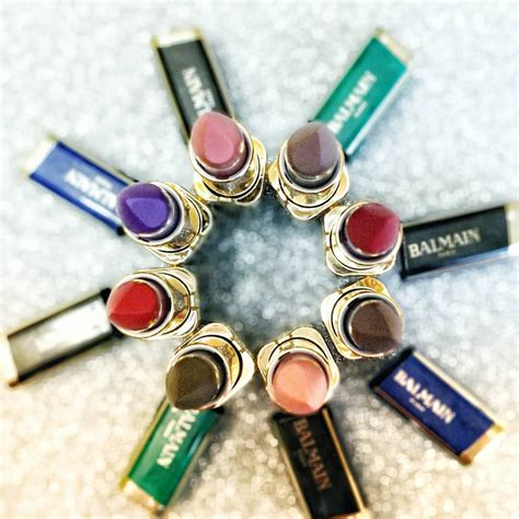 Lipstik Di Indo balmain rilis lipstik di indonesia warnanya cocok temani