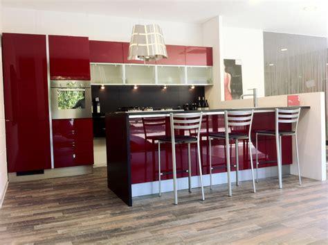 arredo in san lucido offerta scavolini flirt rossa 4064 cucine a prezzi scontati