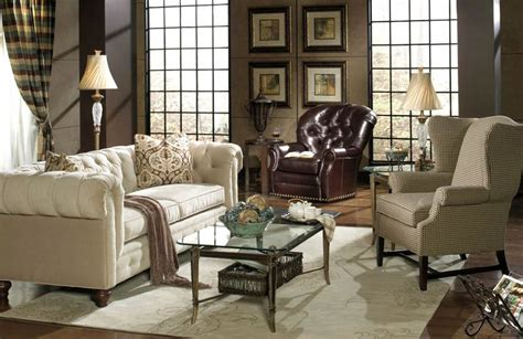 Residential Interior Design With Chesterfield Sofa Talon Chesterfield Sofa Design