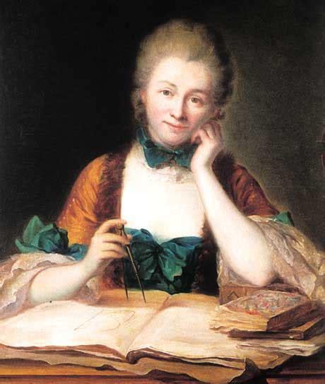 Echelle Decoration 1715 by Gabrielle Emilie Le Tonnelier De Breteuil Marquise Du