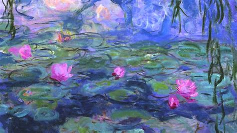 Lilies Or Lillies monet water lilies youtube