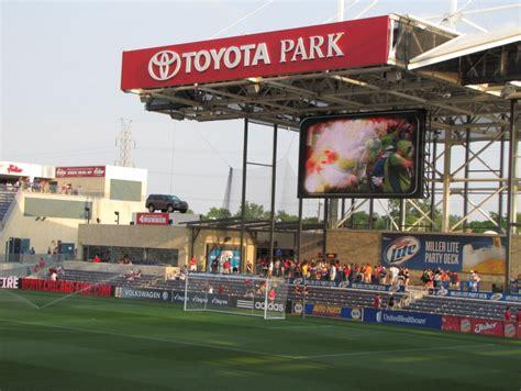 Parks Toyota Toyota Park Bridgeview Entertainment Venues Eventseeker