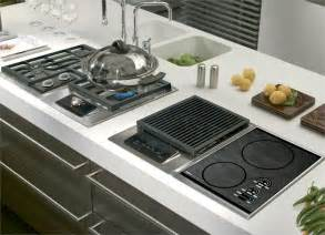 Kitchen Cooktop Flexible Integrated Cooking Modules New Kitchen